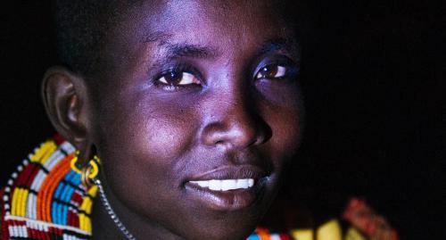 Samburu youth
